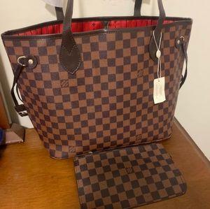 ***Perfec m neverfull Louis Vuitton MM